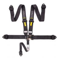 5 Point Harness with NASCAR Buckle - Various Colours